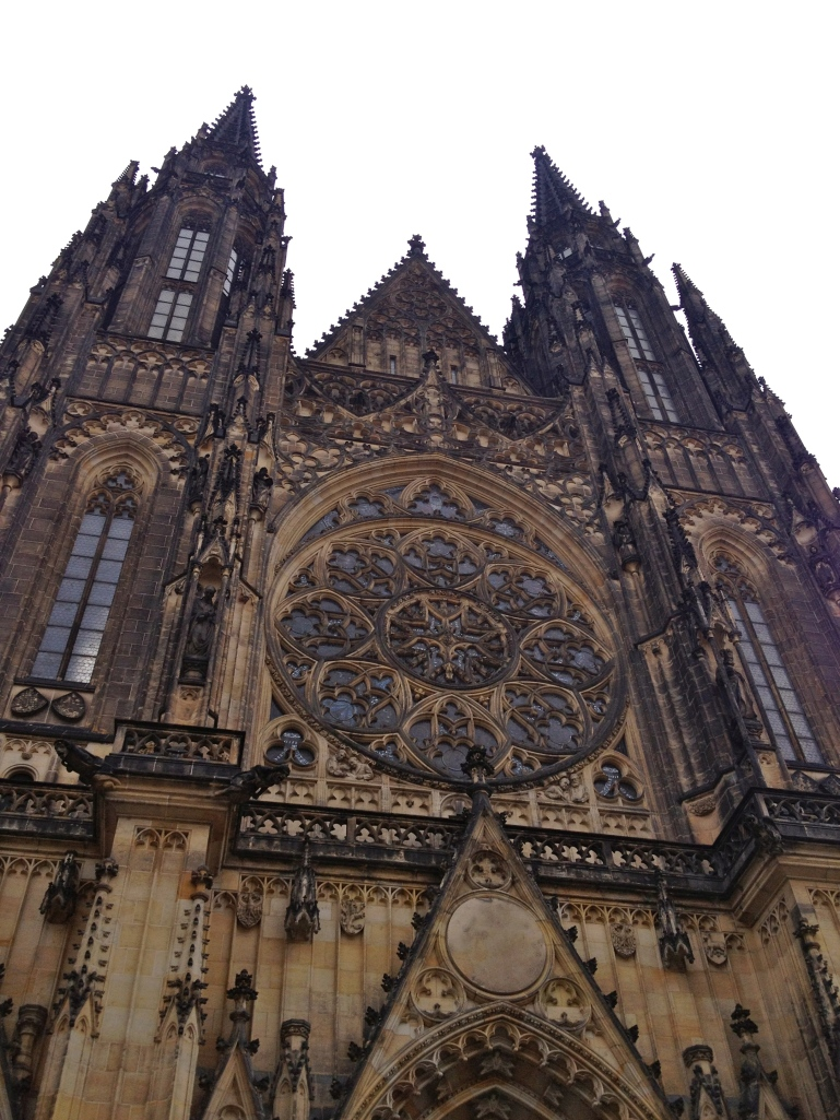 The St Vitus Cathedral