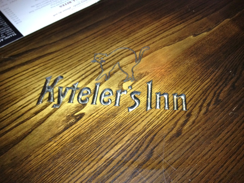 Two thumbs up for Kytelers Inn!