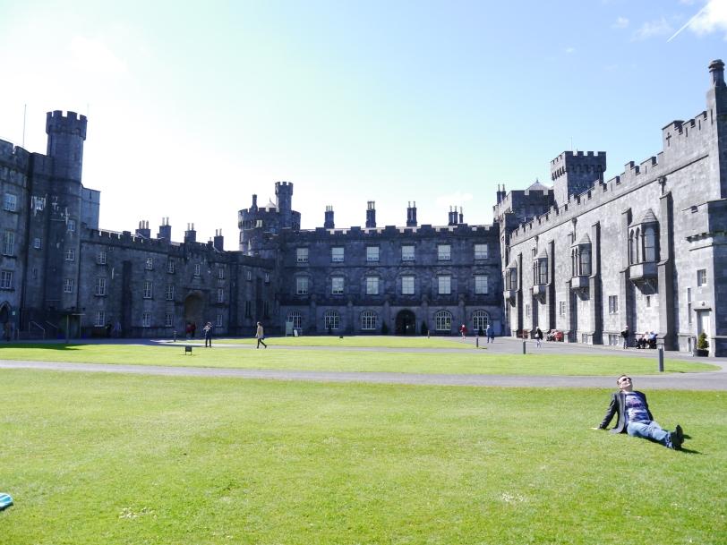 The Kilkenny Castle