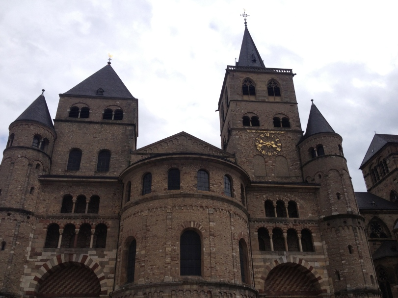 Trier is home to the best ancient Roman ruins outside of Rome, Italy. The cathedral is amazing - as is the town!