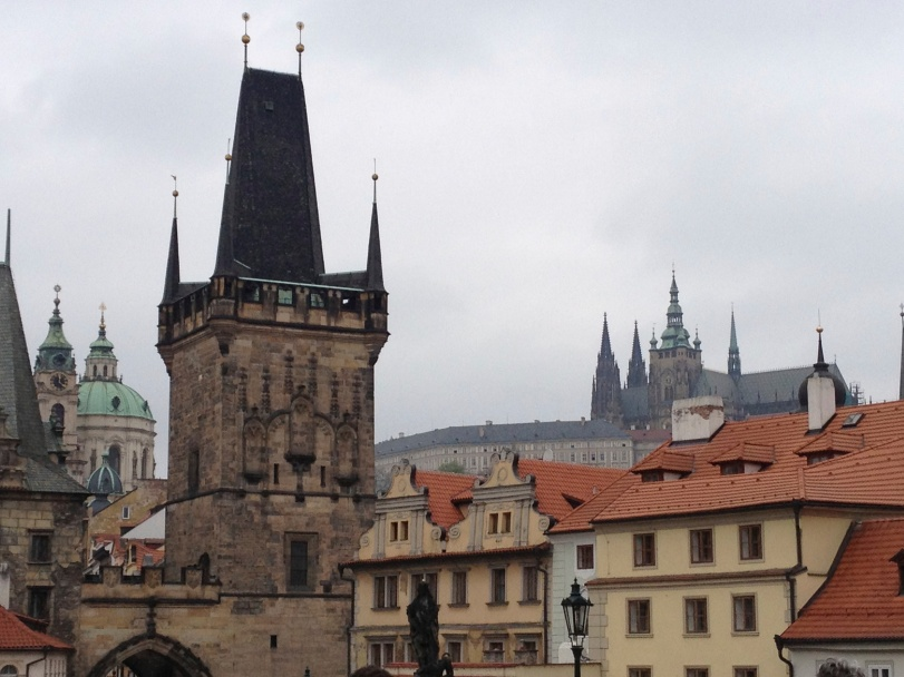 Prague - something to look at on every corner!