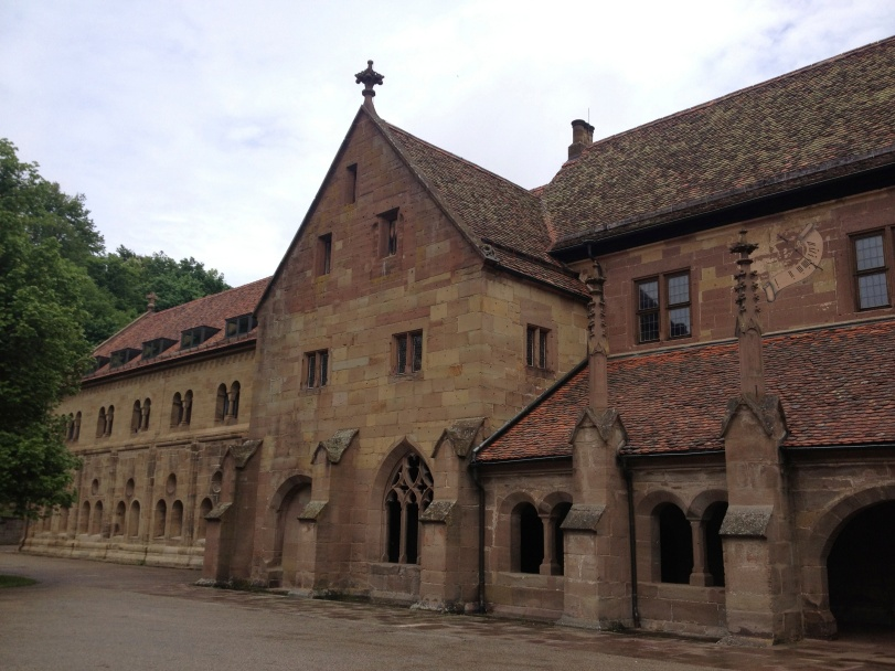 According to its brochure, it was founded in 1147 and is considered the most complete and best-preserved medieval monastic complex north of the Alps.  Nice place for a day trip!