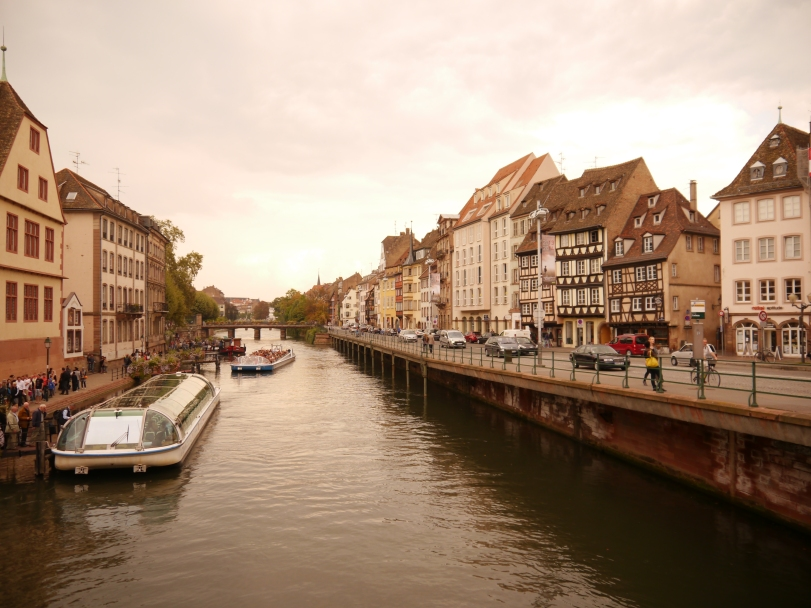 A great little town with both German and French attributes!