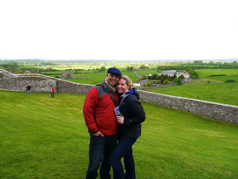 Ireland in May
