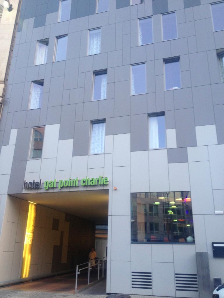 The hotel - definitely worth a stay!