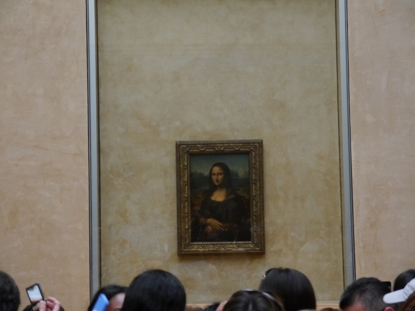 The one and only Mona Lisa
