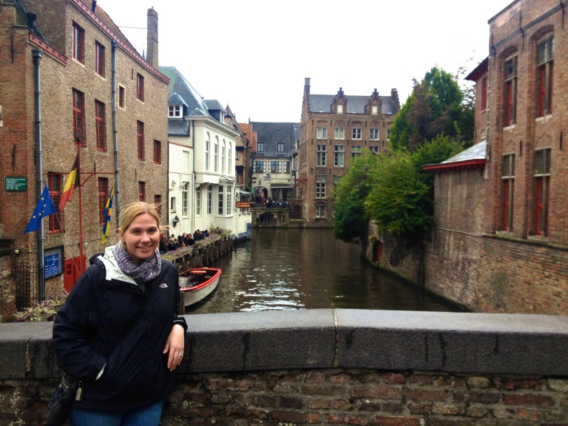 Loved all the canals!