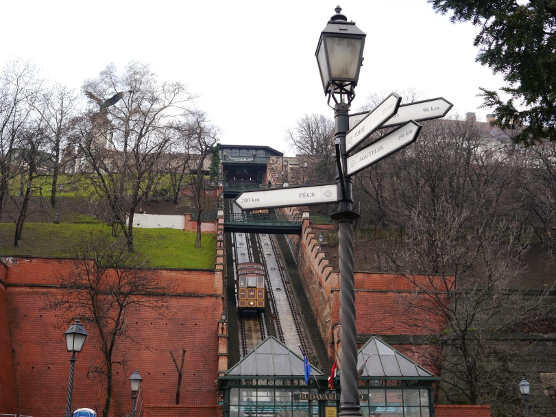 Save your legs, take the funicular!