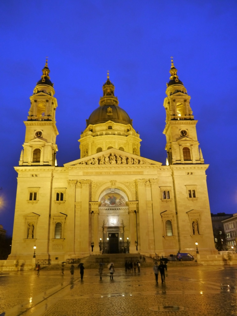 Pretty St. Stephens Basilica! Definitely worth the price!