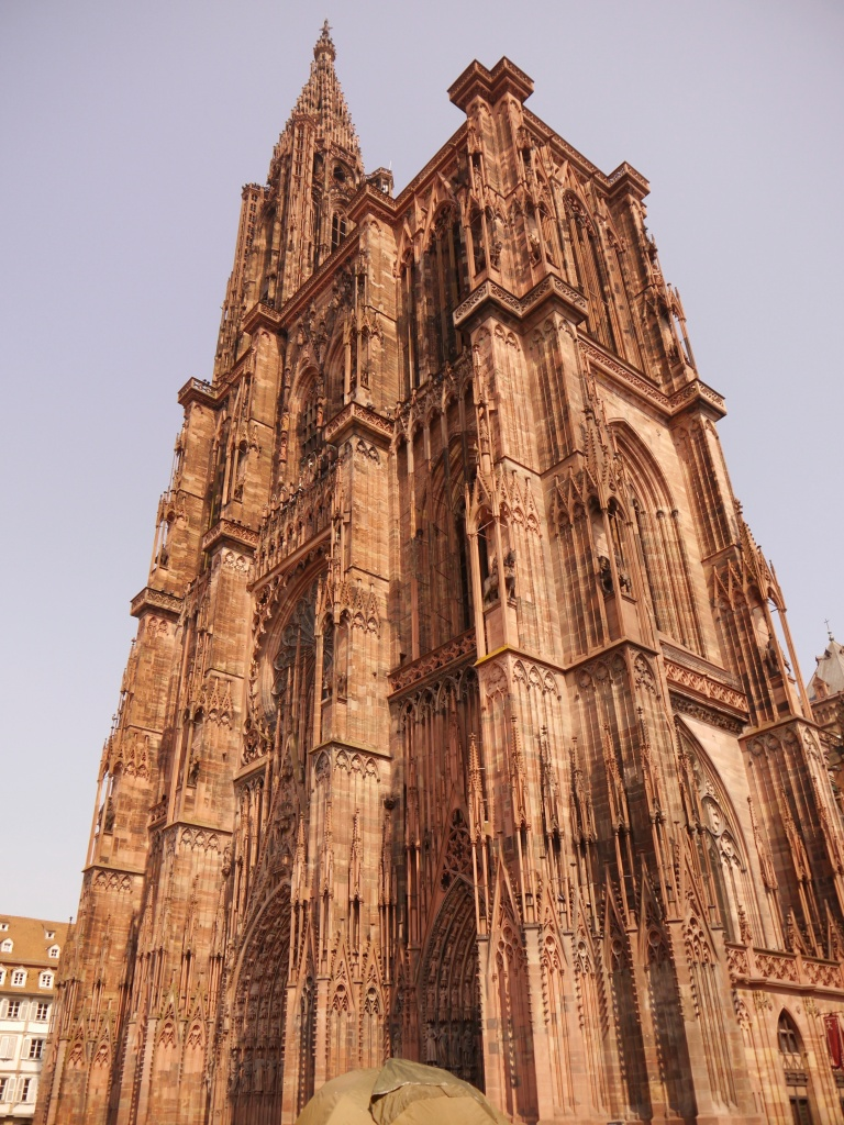The Strasbourg Cathedral - so nice!