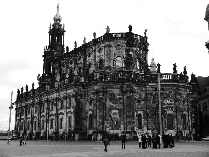 The Katholische Kirche