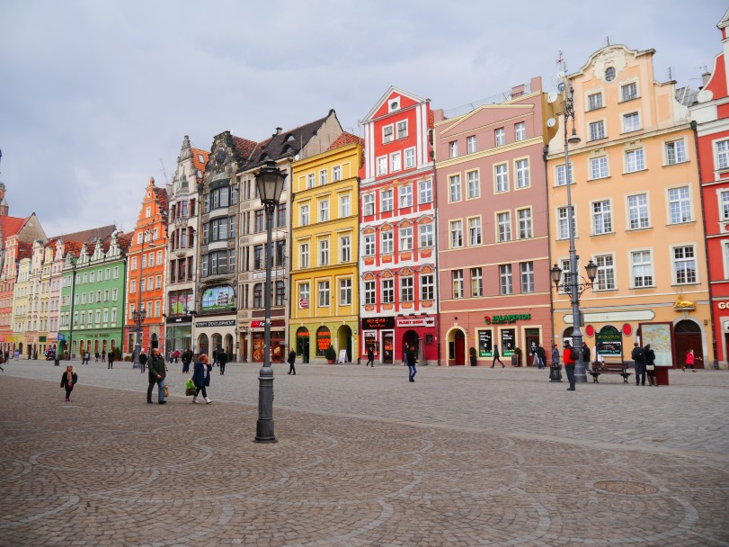 Had we only stayed in Dresden as planned, we would have missed out on this beautiful, colorful city!