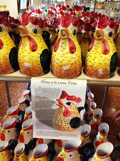 Finally, although not necessarily my style normally, I wanted one of these little chickens…so for 8E, it was mine! :-)