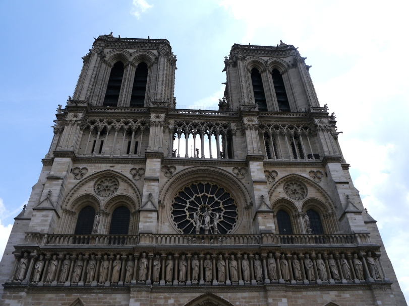 Beautiful Notre Dame