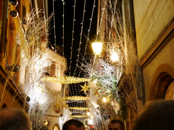 Another street, more decorations!