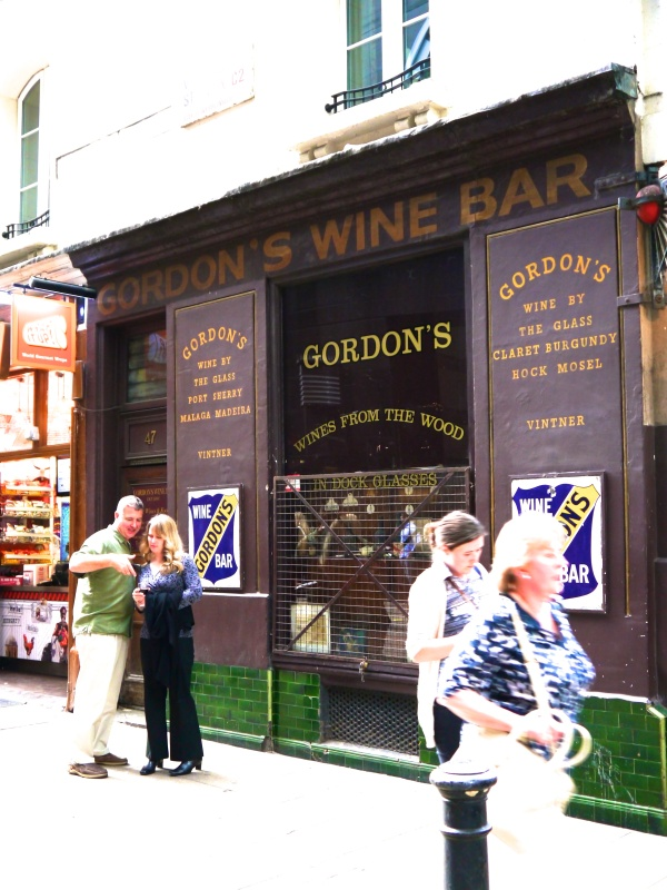 If you get a chance, pay Gordon's a visit. It is is worth it!