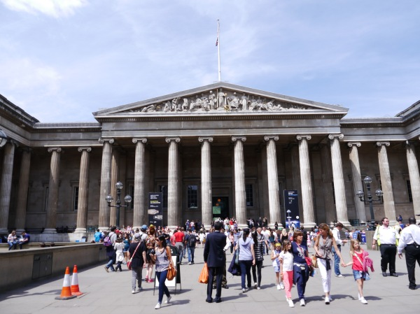 The British Museum! Free and HUGE! A great way to pass a Sunday when other attractions are closed!