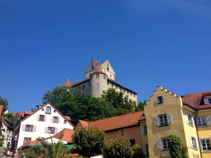 The Old Castle in Meersburg
