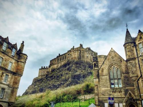 The famed Edinburgh castle. I loved this city because it was so unique and not like anything I had seen before.