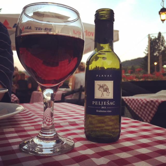 This wine - amazing!