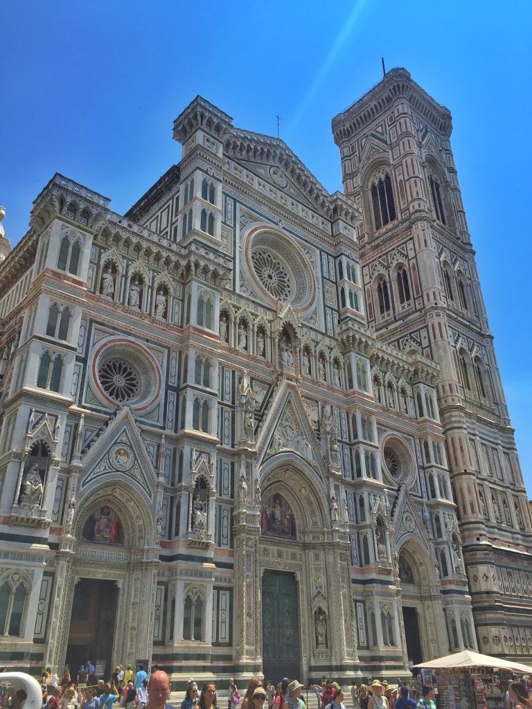 The gorgeous Duomo!