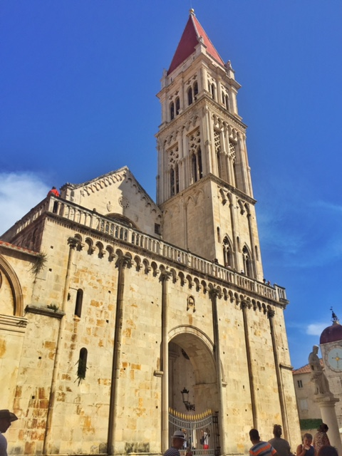 Trogir's cathedral